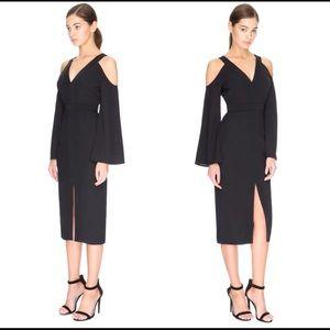 Keepsake in Motion Midi Dress